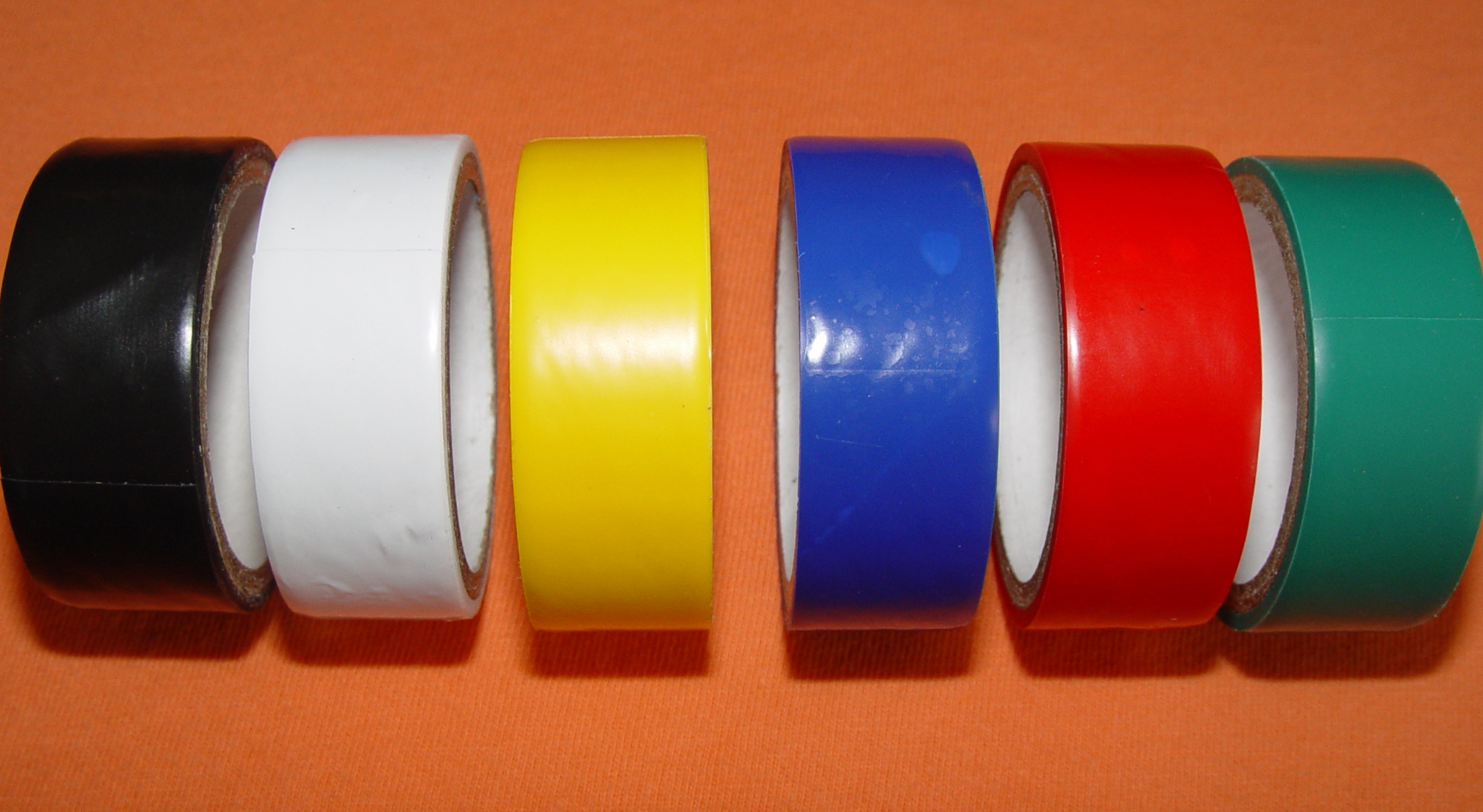 Pvc Vinyl Colored Tape For Dog Agility